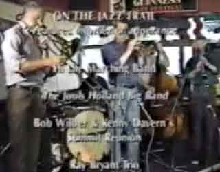 Cork Jazz Festival 1993 for the local TV